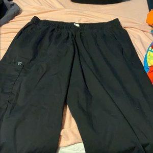Wonderwink wonderwork 2XP scrub pants